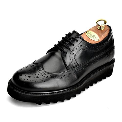7cmウィンチプブログシャークソールクリッパー手作り靴(EL0121)