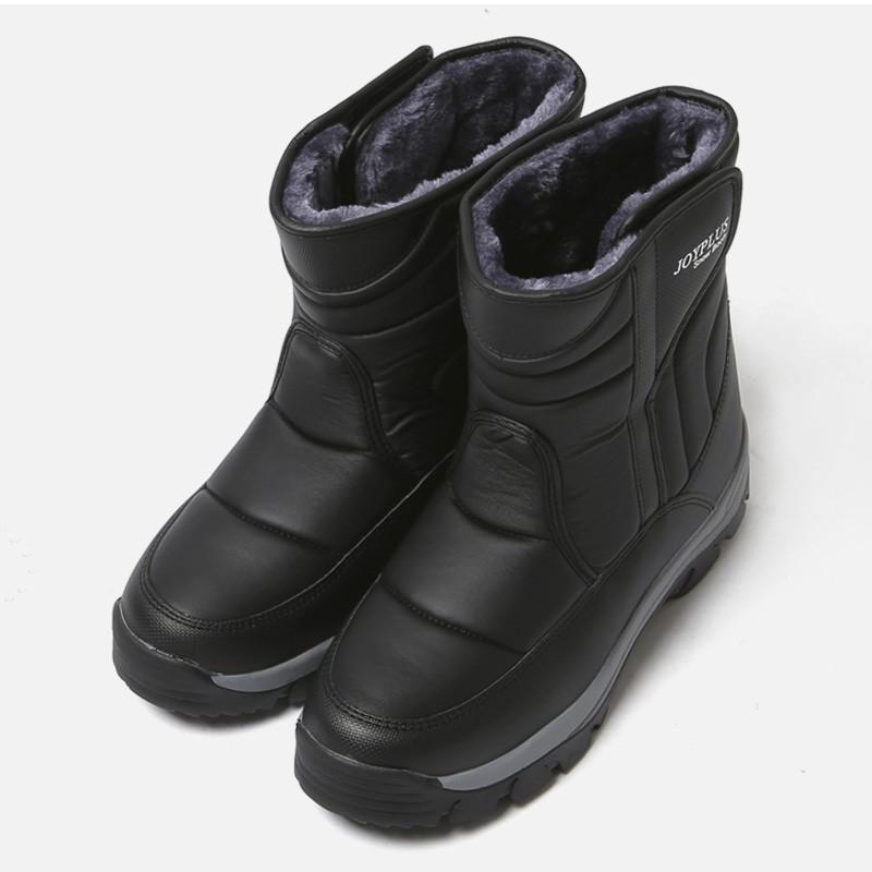 4.5cmヘビー防寒ファーブーツ(ZE0185)