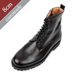 8cm背高ウォーカー手作り靴(EL0103BU)